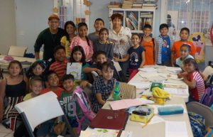 Literacy Project-Mexico