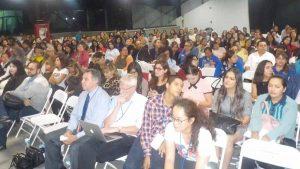 Crowd-wide